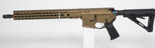 "Barrett Firearms REC 7 DI 16"" Burnt Bronze Cerakote 556, Barrett Firearms, Barrett, AR-15, DI AR-15"