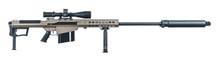 "Barrett Firearms M107A1 Flat Dark Earth 20"""