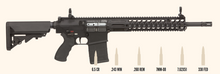 "LMT MWS 18"" SS 5.56 NATO Rifle MADE IN U.S.A."
