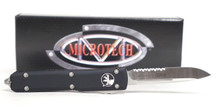 "Microtech Ultratech S/E OTF Automatic Knife Black 3.4"" (121-5)"