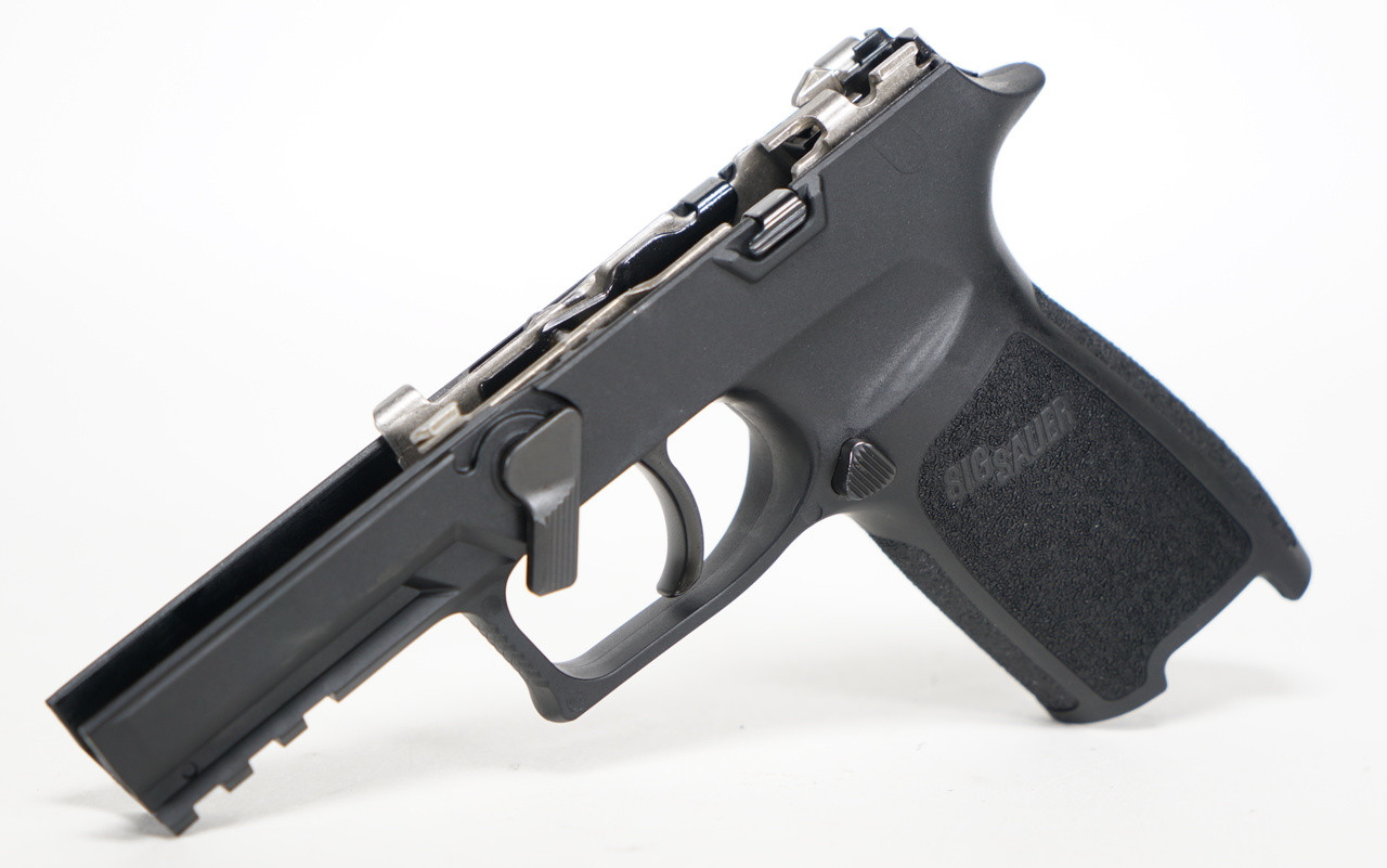 OEM Factory NEW Sig P320 Carry Frame Complete / Stripped