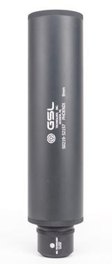 """GSL Technology PHOENIX SMG Suppressor """" Gemtech MK-9K"""""""