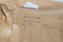 Sealed In Wrap M-14 20 round USGI Mag