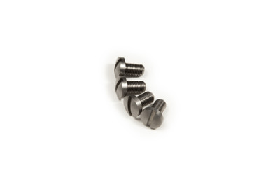 10-8 Performance Grip Screws, GI Pattern, set of 4 (Stainless or Blued)