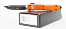 Microtech Ultratech T/E w/Orange Handle 123-1 OR