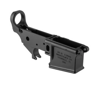 """Knight's Armament Corp. """"KAC"""" SR-15 LOWER RECEIVER STRIPPED"""