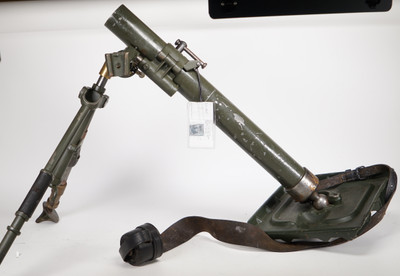 US Ordnance Department  M-2 US Mortar