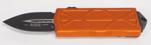 Microtech Exocet Orange Standard 157-1 OR