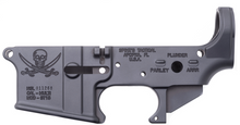 Spikes Tactical Calico Jack AR-15 Lower receiver, Spikes Tactical Calico Jack Lower, Spikes Tactical Lower, Spikes Lower, Calico Jack Lower Receiver, Calico Jack Stripped Lower