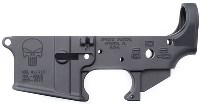Spikes Tactical Punisher AR-15 Lower Receiver