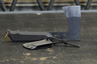 MEDFORD CUSTOM KNIVES TOMAHATCHET TOMAHAWK