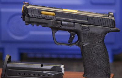 Smith and Wesson M&P9 Tier 1 Package, 9mm