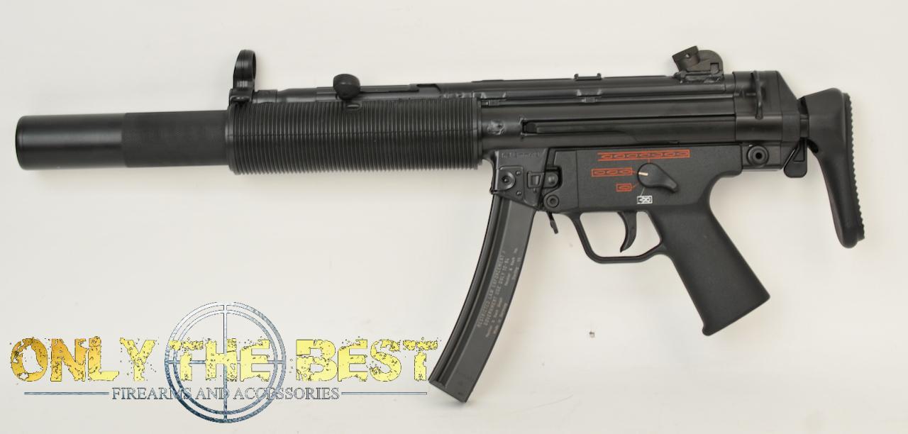 Heckler & Koch MP5SD 9mm