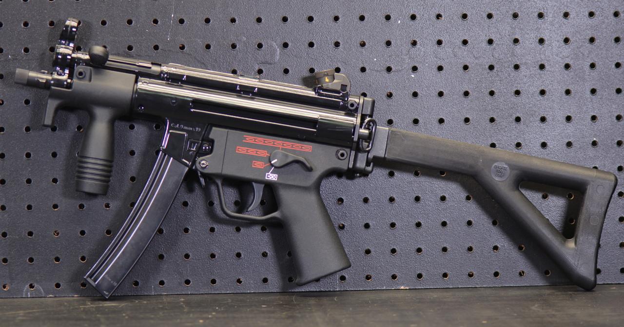 Heckler & Kock MP5K PDW 9mm SBR - Short Barrel Rifle