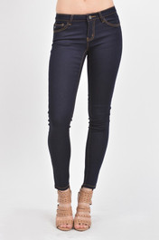 Deep Denim Ankle Skinny
