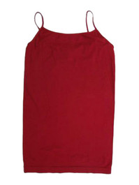 Regular Length Cami Burgundy