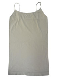 Regular Length Cami Light Grey
