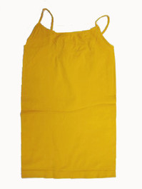 Regular Length Cami Mustard