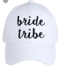 White Bride Tribe Baseball Cap