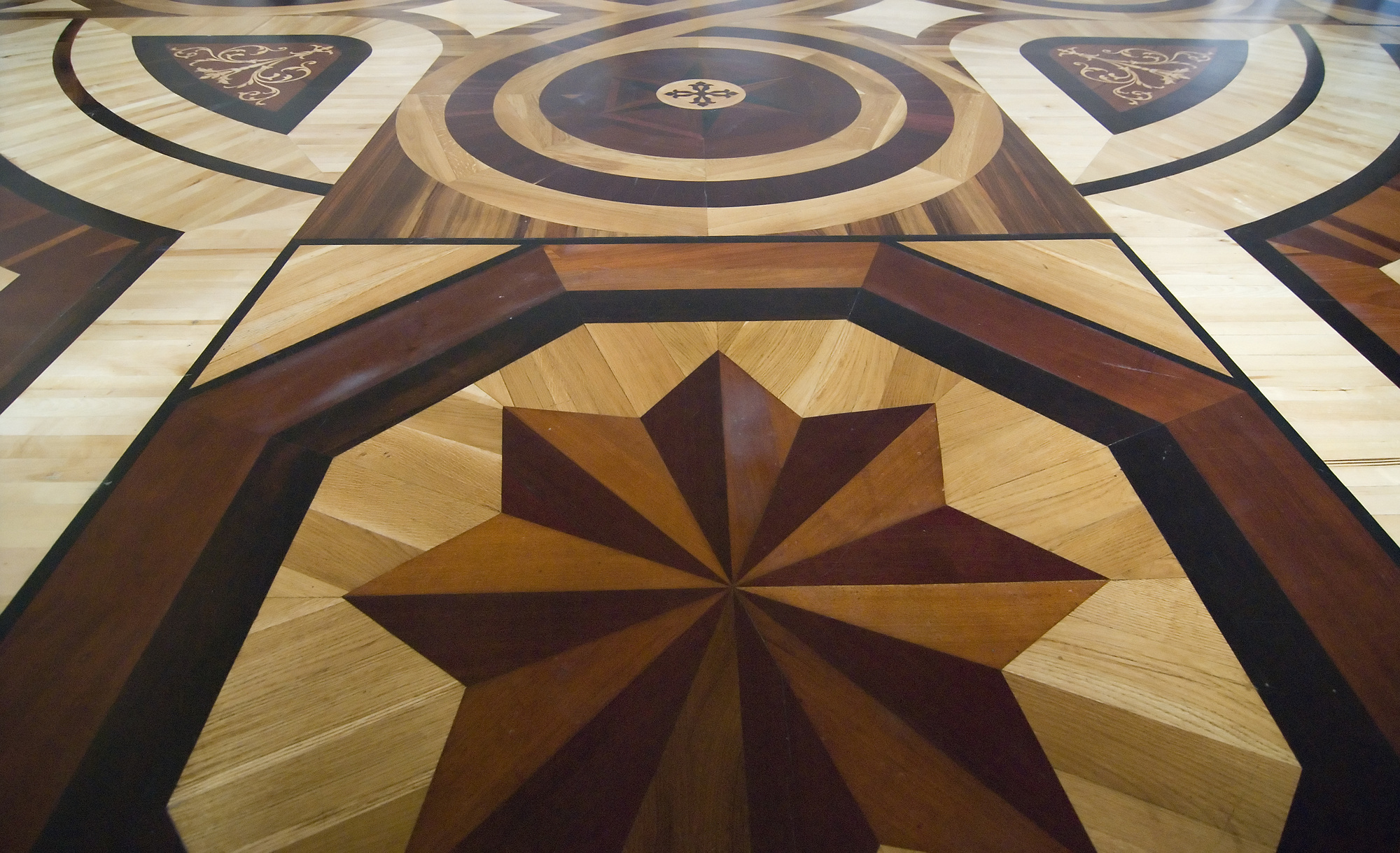 how to take care of your exotic hardwood floor