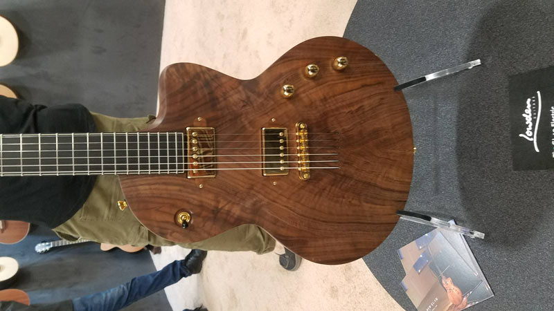 types of exotic wood for guitar building