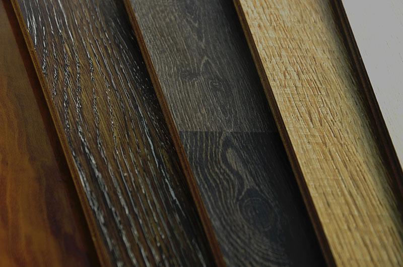 types of hardwood guide