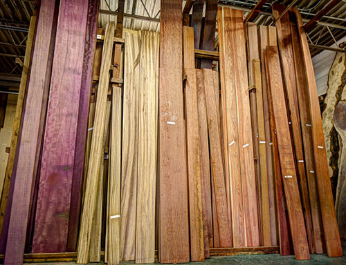 Key Differences Between Domestic & Exotic Hardwoods - Global