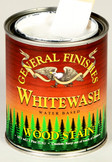 Water Based Wood Stain - Whitewash