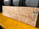 """Quilted Maple FMB-1 2""""x 7.25""""x 23.5"""""""