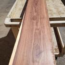 "Granadillo Rosewood Lumber (GWS-3) 2""x7""x130"""