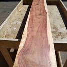 "Granadillo Rosewood Lumber (GWS-5) 2""x7""x115"""