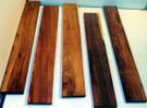 "Honduran Rosewood Fingerboards (½"" x 3"" x 22"")"