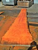 """Monterey Cypress Slab GWS-844 2½"""" x 19""""-30"""" x 121"""""""