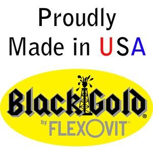 """BLACK GOLD by Flexovit A3244 6""""x1/4""""x7/8"""" ZA20Q   -  HEAVY DUTY Depressed Center Grinding Wheel"""