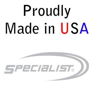 "SPECIALIST by Flexovit A2220 5""x1/4""x7/8"" A24ALU  -  LOAD RESISTANT Depressed Center Grinding Wheel"
