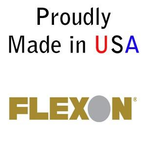 "FLEXON by Flexovit A7414H 9""x1/8""x5/8-11 ZA30T   -  SMOOTH GRIND Depressed Center Combination Wheel"