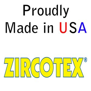 "ZIRCOTEX by Flexovit Z4540F 4-1/2""x7/8"" ZA80 FIBERGLASS BACKING PLATE  -  HIGH PRODUCTION Flap Disc"