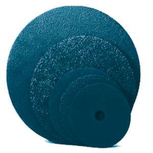 "FLEXON by Flexovit 32465 9""x7/8"" ZA80  -  HIGH PRODUCTION Resin Fiber Disc"