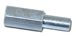 "HIGH PERFORMANCE by Flexovit PAG01 1/4""-20 THREADEDADAPTOR  Threaded Flap Wheel Adapter"
