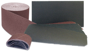 "SPECIALIST by Flexovit X1306 8""x50 YARDS C60 Floor Sanding Roll"