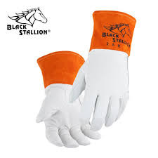 Grain Kidskin Premium TIG Welding Gloves