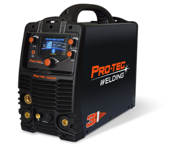 Pro-Tec 250 MP 3-in-1 Welder