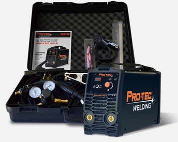 Pro-Tec 160S Stick TIG package