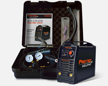 Pro-Tec 100S Stick TIG package