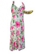 Halter Top Hawaiian Dresses