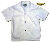 Boys Hawaiian Wedding Shirts