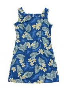 Short Tank Hawaiian Dresses