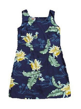 Big Island Orchids Short Tank Dress