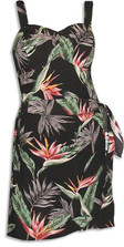 Hawaiian Paradise Sarong Dress