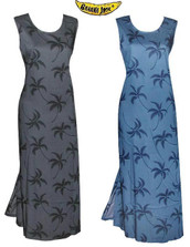 Trade Winds Hawaiian Long Tank Dress